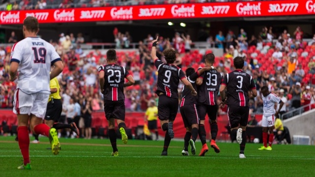 July 19, 2015: Indy Eleven and Ottawa Fury FC